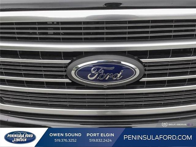 2019 Ford F-150 Limited (Stk: 19FE213) in Owen Sound - Image 9 of 24