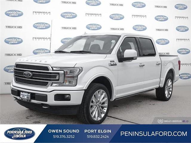 2019 Ford F-150 Limited (Stk: 19FE215) in Owen Sound - Image 1 of 24