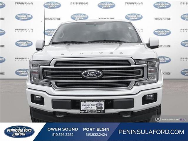 2019 Ford F-150 Limited (Stk: 19FE215) in Owen Sound - Image 2 of 24