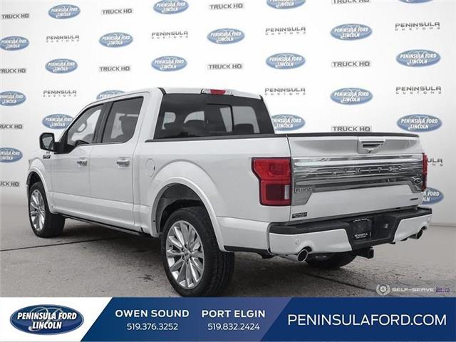 2019 Ford F-150 Limited (Stk: 19FE215) in Owen Sound - Image 4 of 24