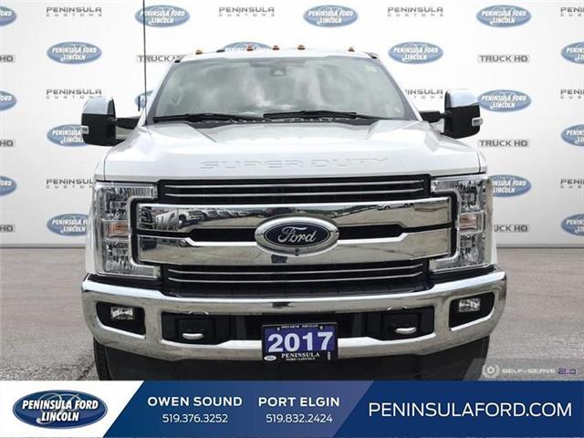 2017 Ford F-350 Lariat (Stk: 19FE221A) in Owen Sound - Image 2 of 25
