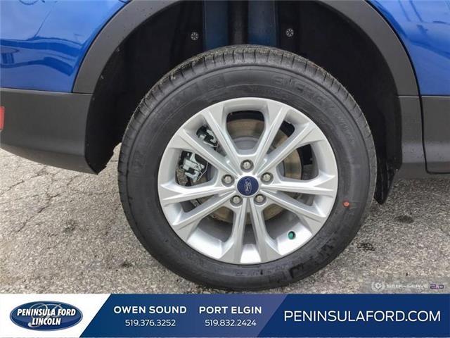 2019 Ford Escape SE (Stk: 19ES86) in Owen Sound - Image 6 of 24