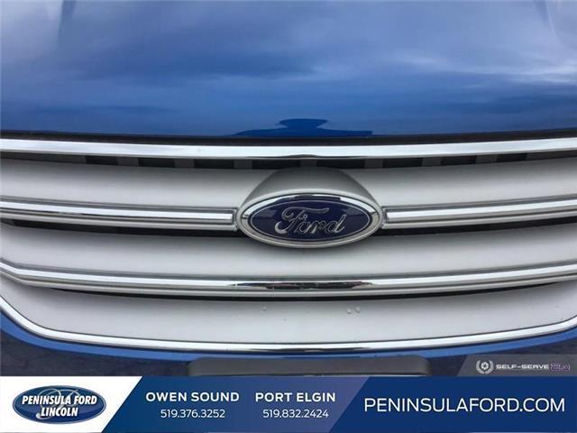 2019 Ford Escape SE (Stk: 19ES86) in Owen Sound - Image 9 of 24
