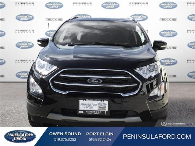 2019 Ford EcoSport Titanium (Stk: 19EC07) in Owen Sound - Image 2 of 24