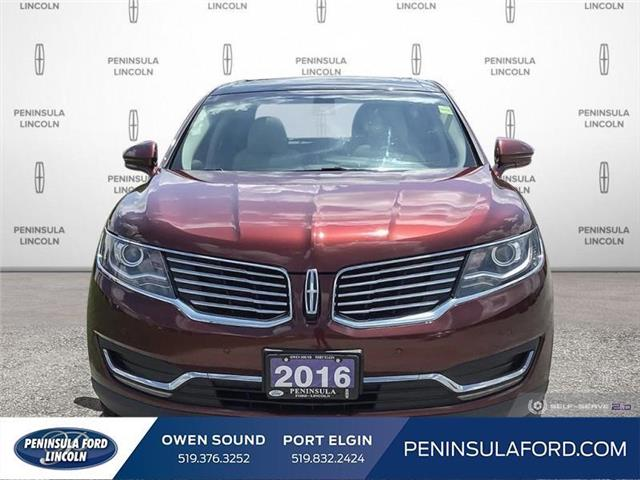 2016 Lincoln MKX Reserve (Stk: 1815) in Owen Sound - Image 2 of 24
