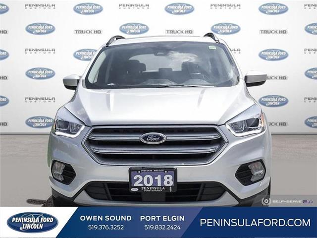 2018 Ford Escape SEL (Stk: 1817) in Owen Sound - Image 2 of 24