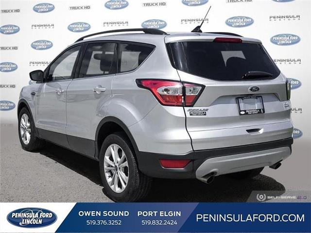 2018 Ford Escape SEL (Stk: 1817) in Owen Sound - Image 4 of 24