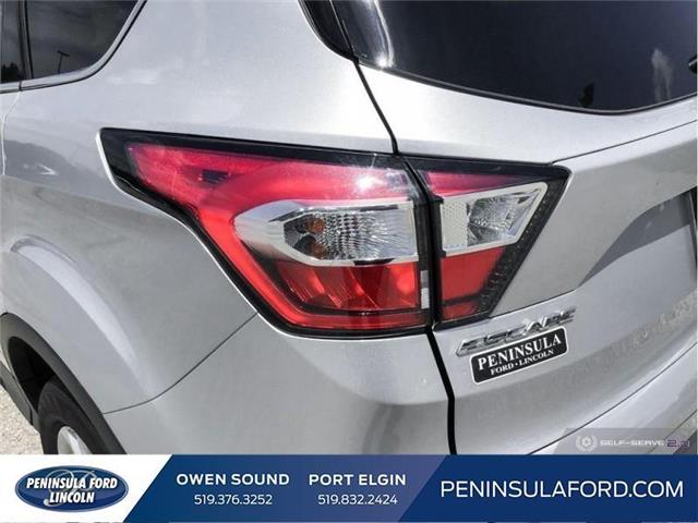 2018 Ford Escape SEL (Stk: 1817) in Owen Sound - Image 10 of 24