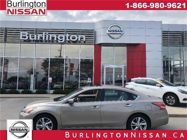 2013 Nissan Altima 2.5 SV (Stk: Y5505A) in Burlington - Image 1 of 22