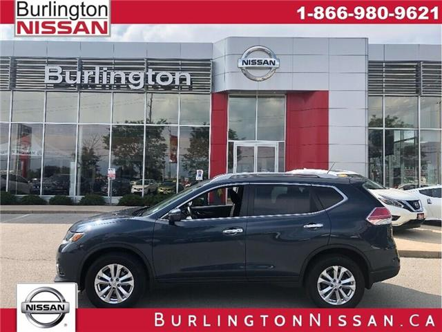 2016 Nissan Rogue SV (Stk: Y9361A) in Burlington - Image 1 of 22