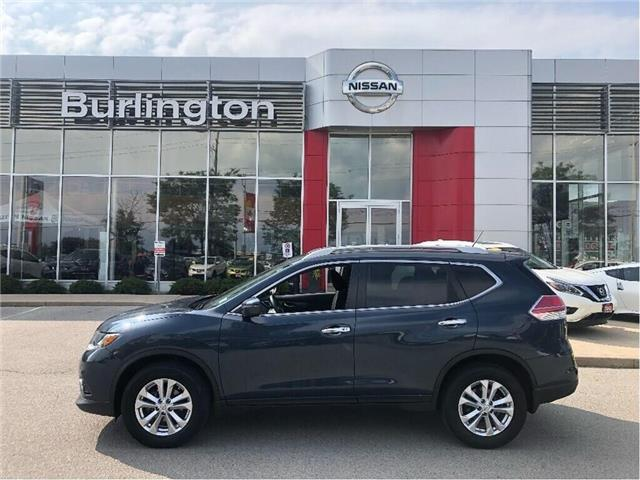 2016 Nissan Rogue SV (Stk: Y9361A) in Burlington - Image 2 of 22