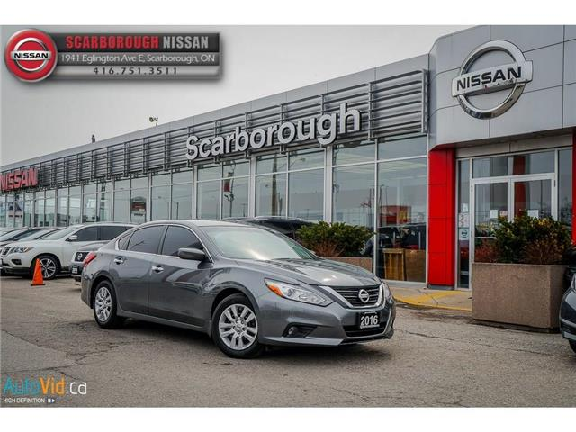 2016 Nissan Altima 2.5 (Stk: T19009A) in Scarborough - Image 3 of 23