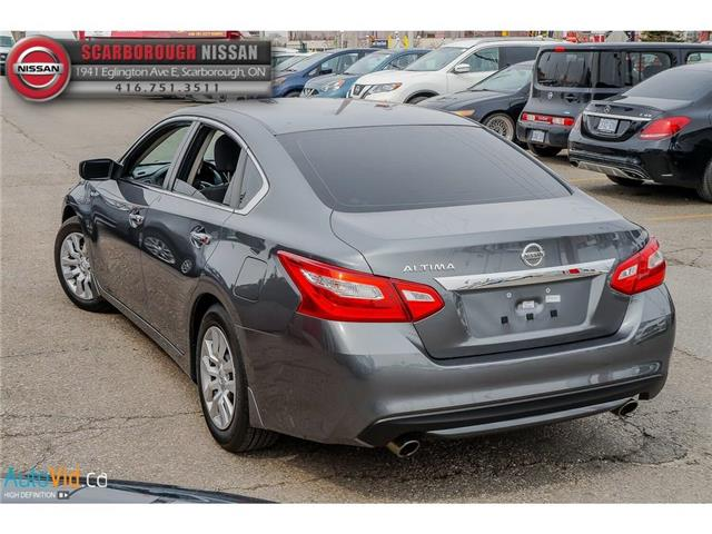 2016 Nissan Altima 2.5 (Stk: T19009A) in Scarborough - Image 7 of 23
