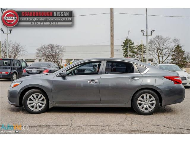 2016 Nissan Altima 2.5 (Stk: T19009A) in Scarborough - Image 8 of 23