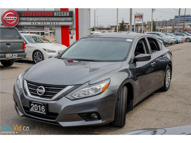 2016 Nissan Altima 2.5 (Stk: T19009A) in Scarborough - Image 9 of 23
