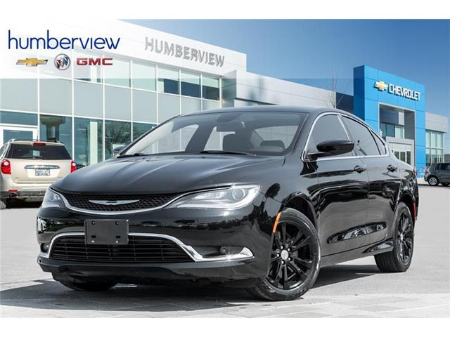 2015 Chrysler 200 Limited (Stk: 19CL023A) in Toronto - Image 1 of 17