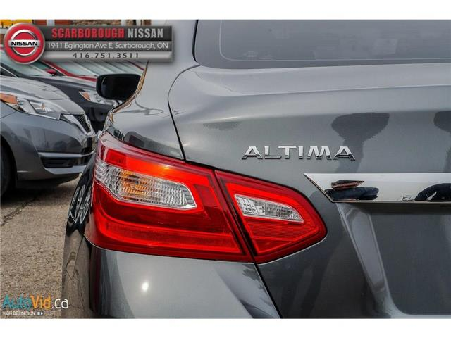 2016 Nissan Altima 2.5 (Stk: T19009A) in Scarborough - Image 11 of 23