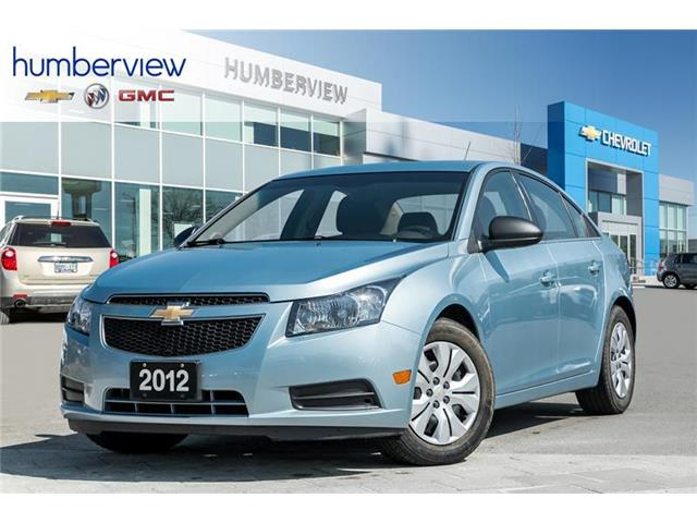 2012 Chevrolet Cruze LS (Stk: 19CZ114A) in Toronto - Image 1 of 17
