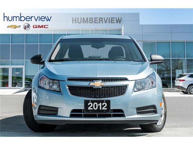 2012 Chevrolet Cruze LS (Stk: 19CZ114A) in Toronto - Image 2 of 17