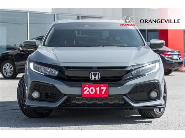 2017 Honda Civic Sport Touring (Stk: S19010A) in Orangeville - Image 2 of 22