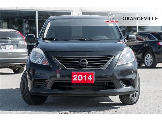 2014 Nissan Versa 1.6 S (Stk: V19254A) in Orangeville - Image 2 of 18