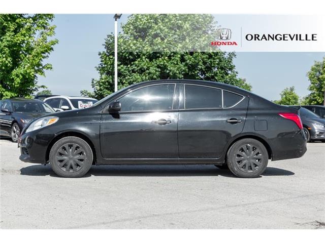 2014 Nissan Versa 1.6 S (Stk: V19254A) in Orangeville - Image 3 of 18