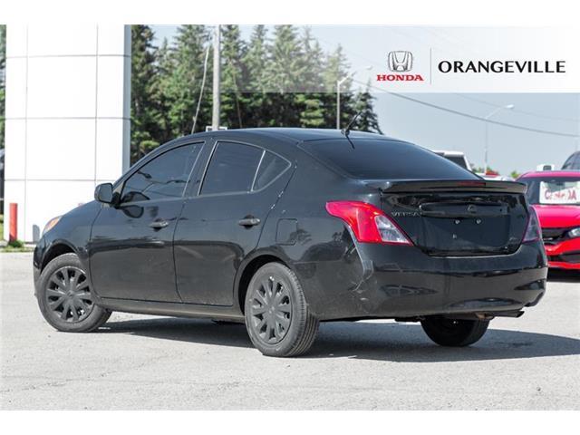 2014 Nissan Versa 1.6 S (Stk: V19254A) in Orangeville - Image 5 of 18