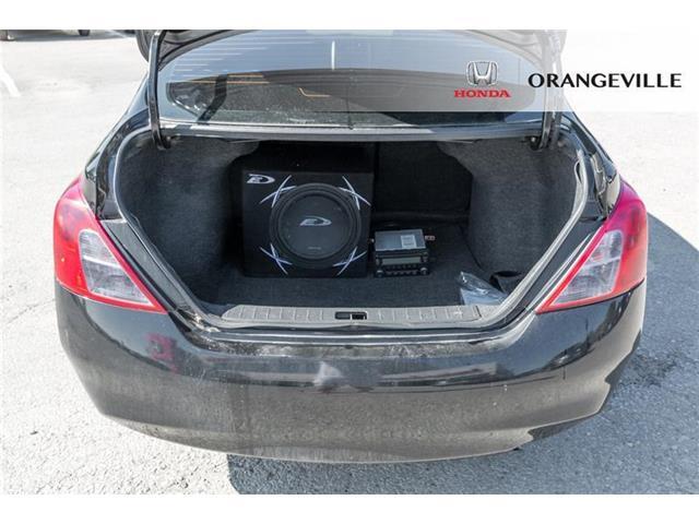 2014 Nissan Versa 1.6 S (Stk: V19254A) in Orangeville - Image 7 of 18