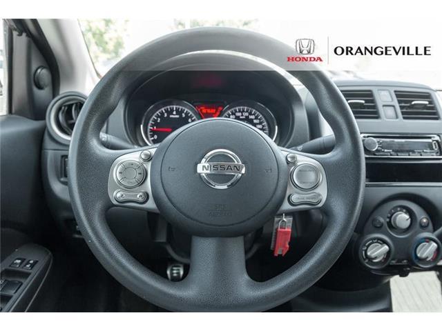 2014 Nissan Versa 1.6 S (Stk: V19254A) in Orangeville - Image 10 of 18