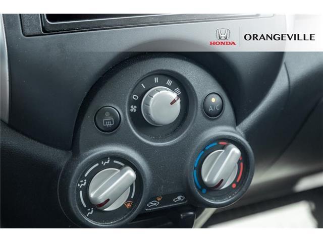 2014 Nissan Versa 1.6 S (Stk: V19254A) in Orangeville - Image 14 of 18