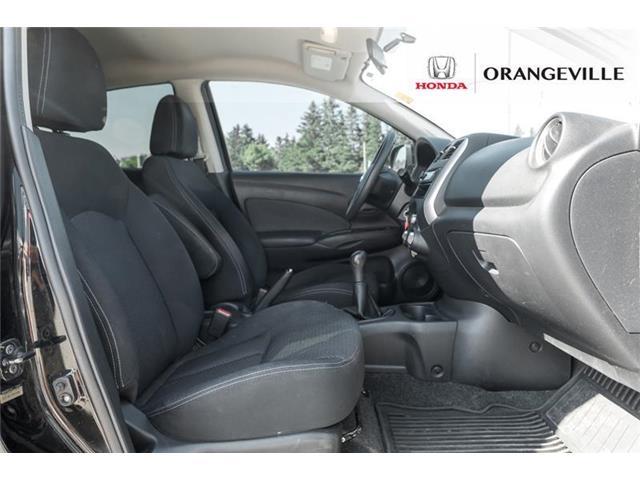 2014 Nissan Versa 1.6 S (Stk: V19254A) in Orangeville - Image 15 of 18