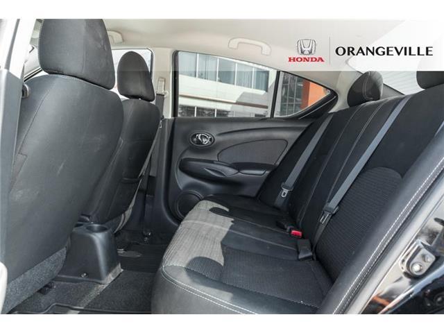 2014 Nissan Versa 1.6 S (Stk: V19254A) in Orangeville - Image 16 of 18