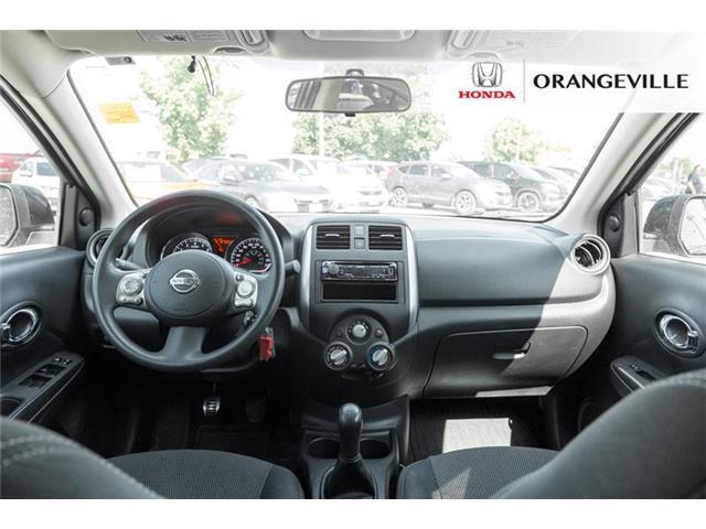 2014 Nissan Versa 1.6 S (Stk: V19254A) in Orangeville - Image 17 of 18
