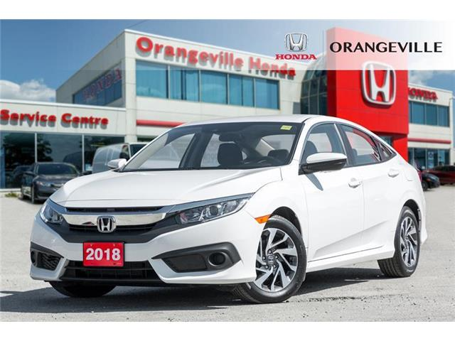 2018 Honda Civic SE (Stk: V19257A) in Orangeville - Image 1 of 19