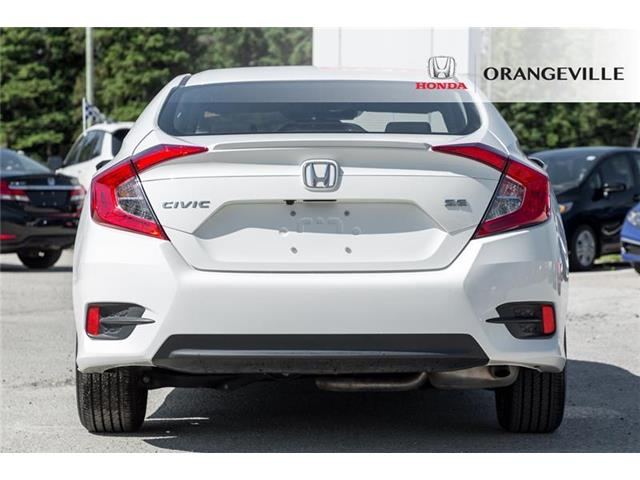 2018 Honda Civic SE (Stk: V19257A) in Orangeville - Image 6 of 19