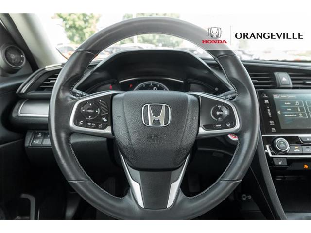 2018 Honda Civic SE (Stk: V19257A) in Orangeville - Image 11 of 19