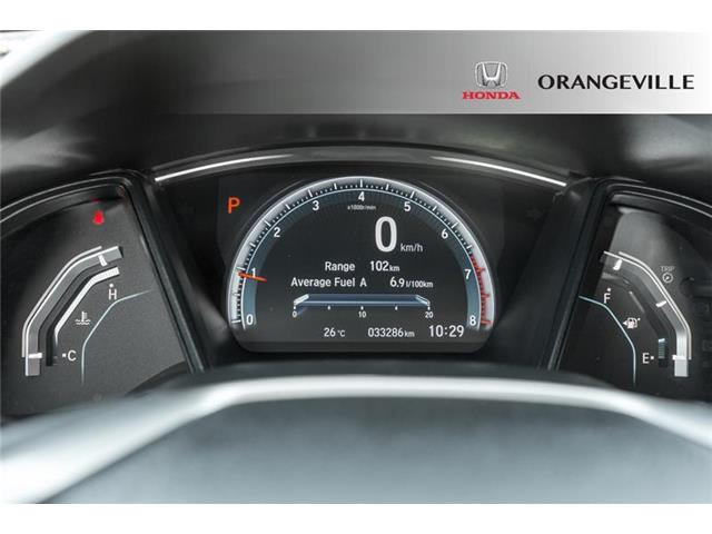 2018 Honda Civic SE (Stk: V19257A) in Orangeville - Image 12 of 19