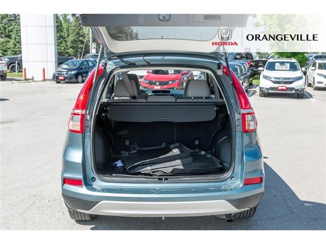 2015 Honda CR-V EX (Stk: V19268A) in Orangeville - Image 7 of 21