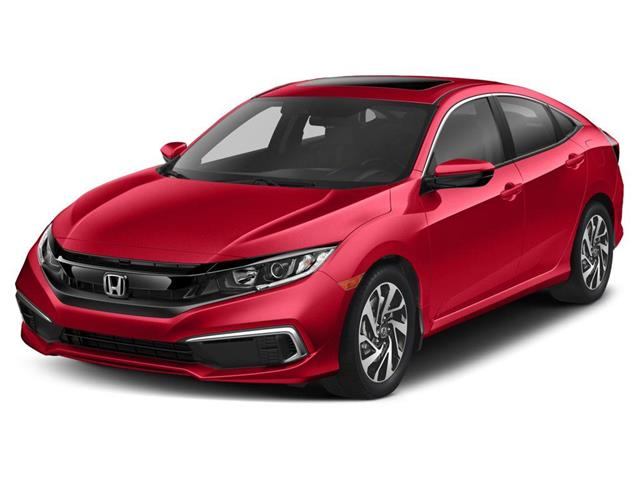 2019 Honda Civic EX (Stk: F19291) in Orangeville - Image 1 of 1