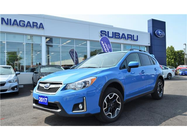 2017 Subaru Crosstrek Sport (Stk: Z1528) in St.Catharines - Image 1 of 25