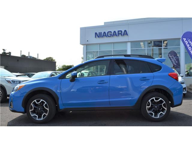 2017 Subaru Crosstrek Sport (Stk: Z1528) in St.Catharines - Image 2 of 25