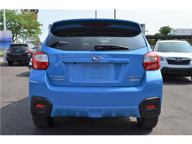 2017 Subaru Crosstrek Sport (Stk: Z1528) in St.Catharines - Image 4 of 25