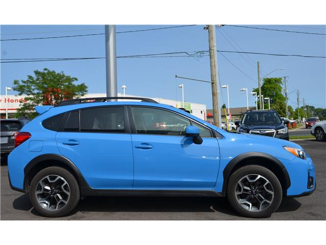 2017 Subaru Crosstrek Sport (Stk: Z1528) in St.Catharines - Image 6 of 25