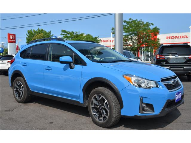 2017 Subaru Crosstrek Sport (Stk: Z1528) in St.Catharines - Image 7 of 25