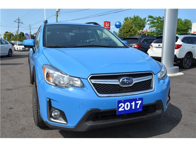 2017 Subaru Crosstrek Sport (Stk: Z1528) in St.Catharines - Image 8 of 25