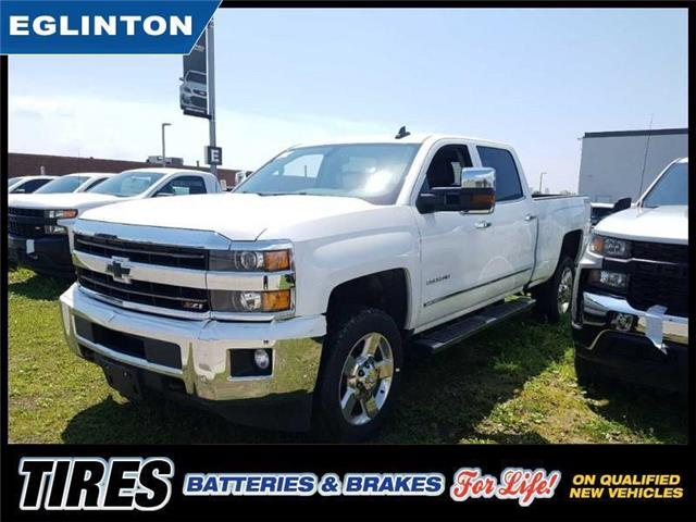 2019 Chevrolet Silverado 2500HD LTZ (Stk: KF268419) in Mississauga - Image 1 of 19