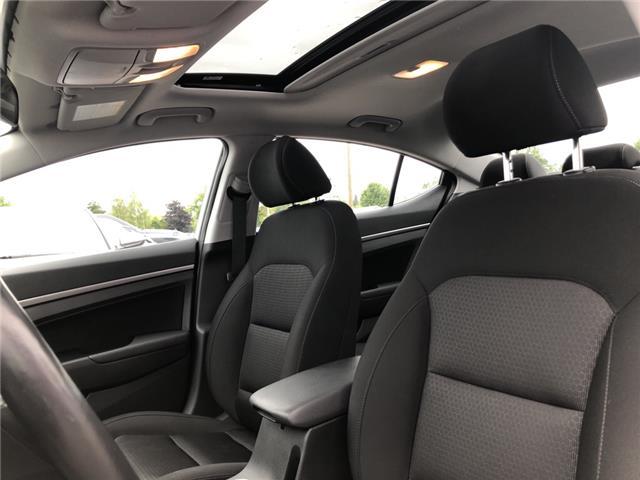 2018 Hyundai Elantra GL SE (Stk: -) in Kemptville - Image 9 of 28