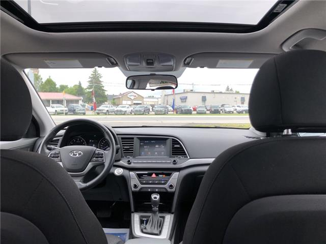 2018 Hyundai Elantra GL SE (Stk: -) in Kemptville - Image 11 of 28