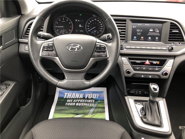 2018 Hyundai Elantra GL SE (Stk: -) in Kemptville - Image 12 of 28