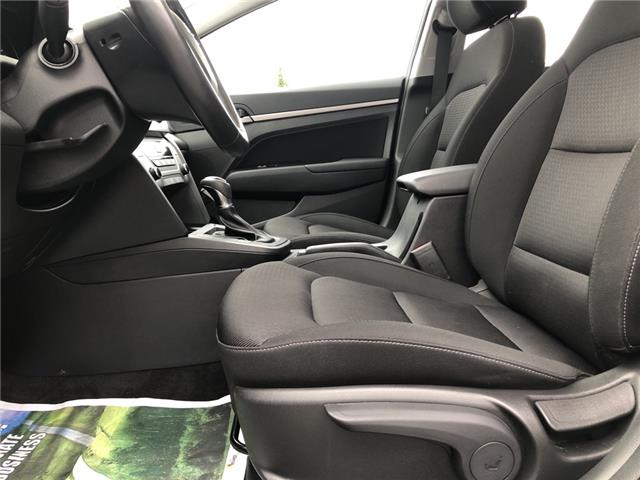 2018 Hyundai Elantra GL SE (Stk: -) in Kemptville - Image 13 of 28